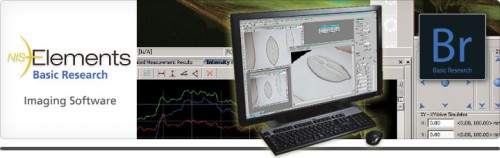 NIS-Elements Br Microscope Imaging Software