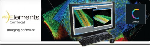 NIS-Elements F Microscope Imaging Software