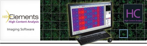 NIS-Elements HC Microscope Imaging Software